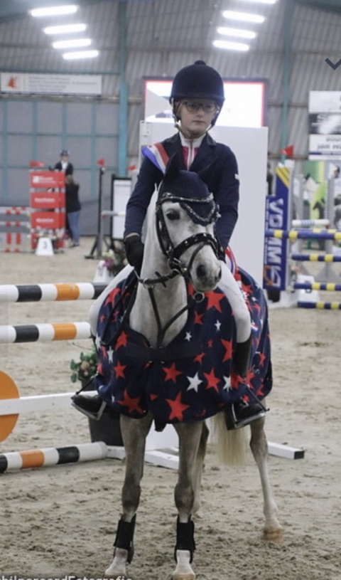 Jumping pony Kwaliteit superlieve A pony winnaarspony